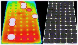 Análisis termográfico con drones