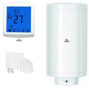 Calefacción y ACS solar